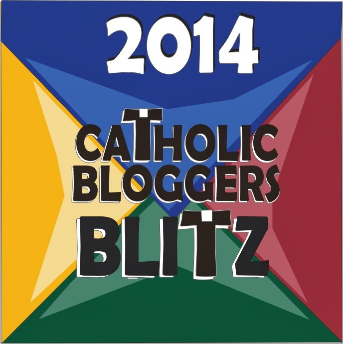 Catholic Bloggers link-Up Blitz