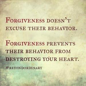 Forgiveness 4