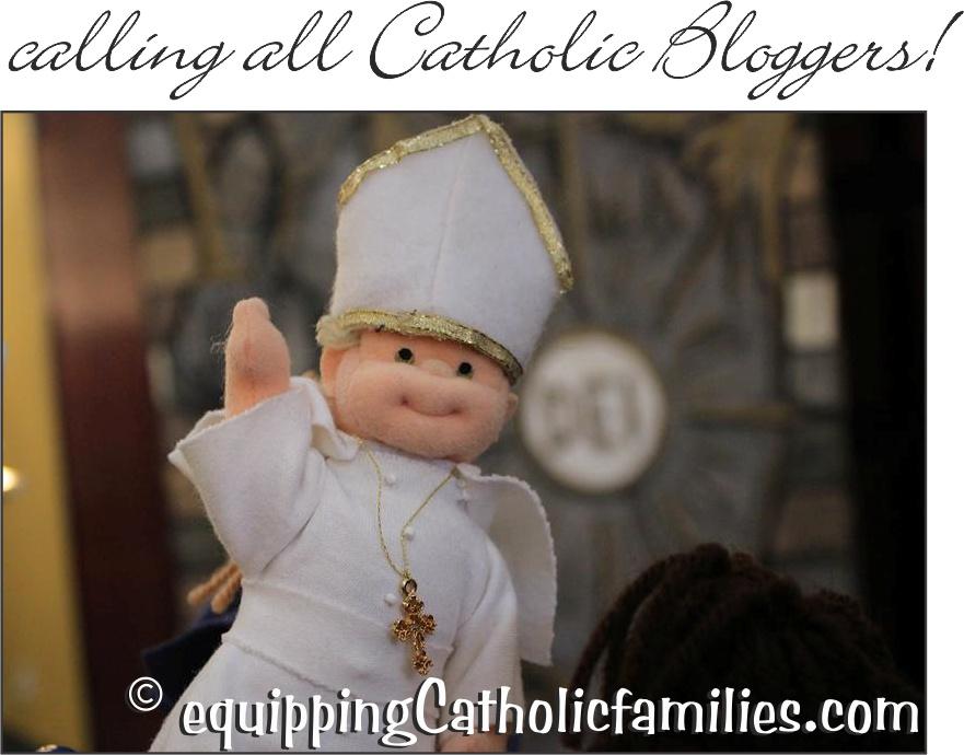 calling Catholic Bloggers