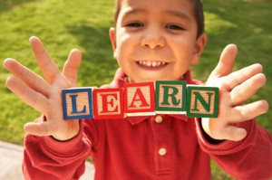 child-learning