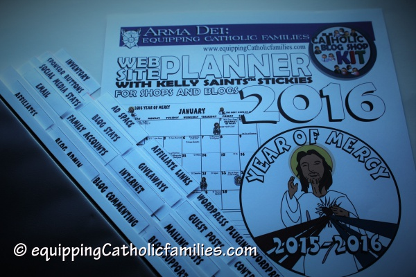 Catholic Planner