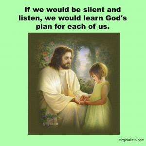 Listen to God 2