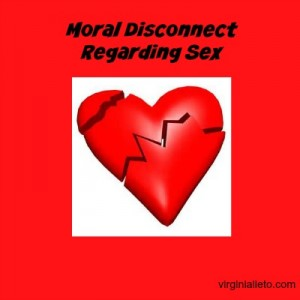 Moral Disconnect