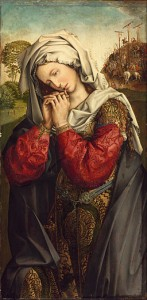 Colijn de Coter The Mourning Mary Magdalene