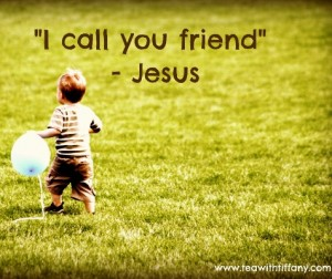Friend of Jesus