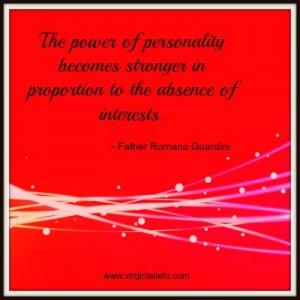 Guardini quote