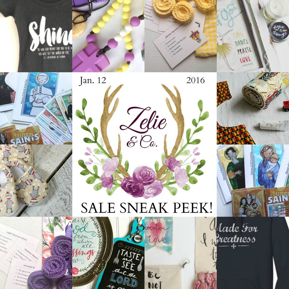 Zelie Flash Sale 2