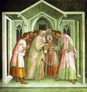Judas Betrayal
